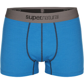 super.natural Base 175 Mid Boxer Herren vallarta blue/navy blazer